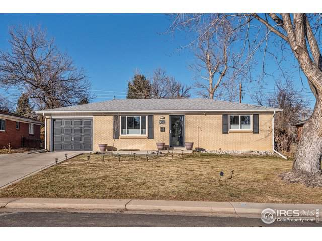 909 E 10th Ave, Broomfield, CO 80020 (MLS #902108) :: 8z Real Estate