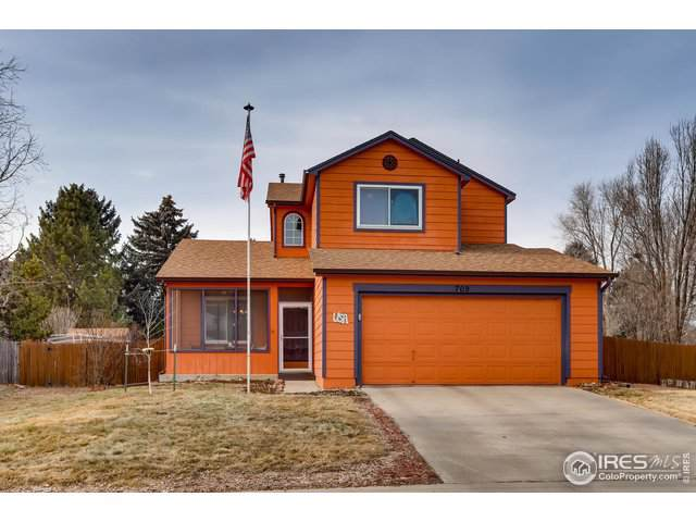 709 Nelson Park Cir, Longmont, CO 80503 (#902109) :: The Dixon Group