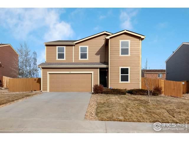 309 Shenandoah Way, Lochbuie, CO 80603 (MLS #902110) :: 8z Real Estate