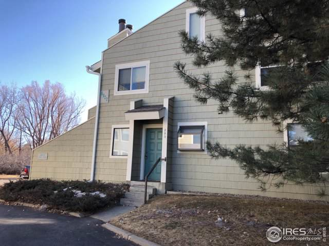 6822 Countryside Ln #293, Niwot, CO 80503 (#902116) :: The Dixon Group