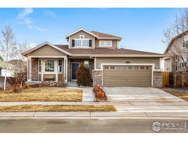 9836 Kalispell St, Commerce City, CO 80022 (#902120) :: James Crocker Team