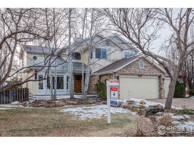 6004 Scotswood Ct, Boulder, CO 80301 (#902121) :: The Peak Properties Group