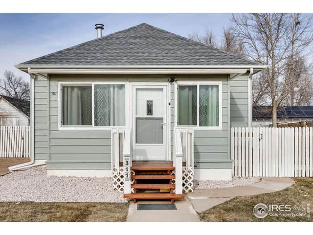 311 14th St, Greeley, CO 80631 (MLS #902124) :: Jenn Porter Group