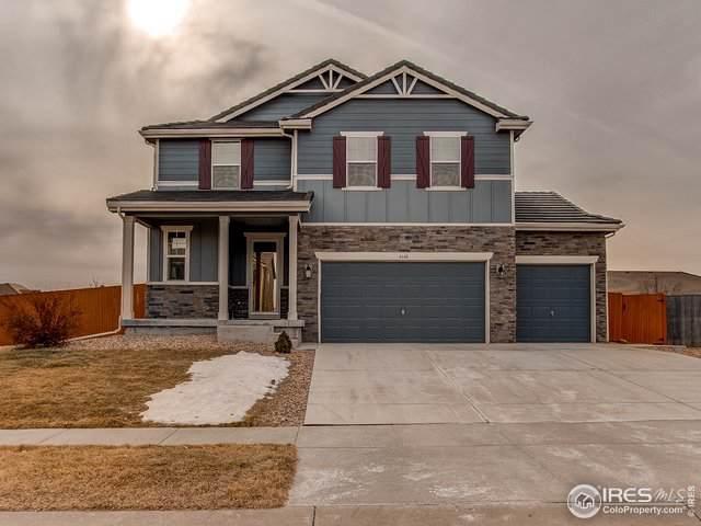 4648 Hopper Pl, Brighton, CO 80601 (MLS #902133) :: Colorado Home Finder Realty