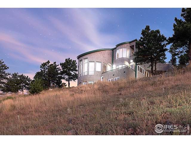 2244 Lee Hill Dr, Boulder, CO 80302 (#902135) :: The Peak Properties Group