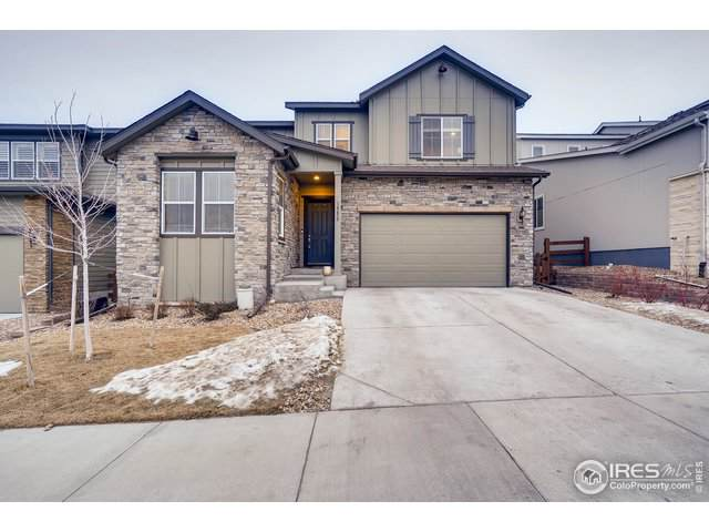 18650 W 93rd Dr, Arvada, CO 80007 (#902136) :: James Crocker Team