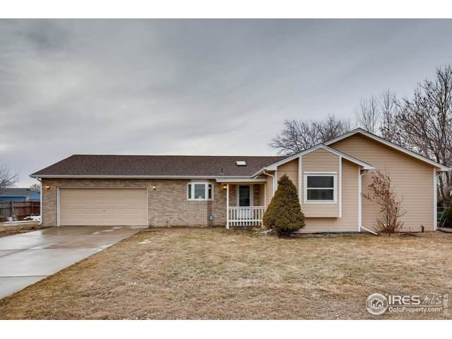 3925 Belmont Ave, Evans, CO 80620 (MLS #902143) :: Jenn Porter Group