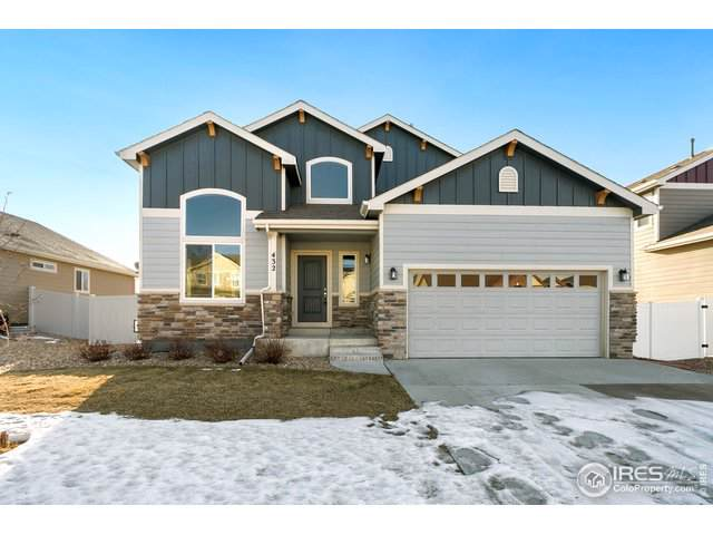 432 Tahoe Dr, Loveland, CO 80538 (MLS #902151) :: Keller Williams Realty