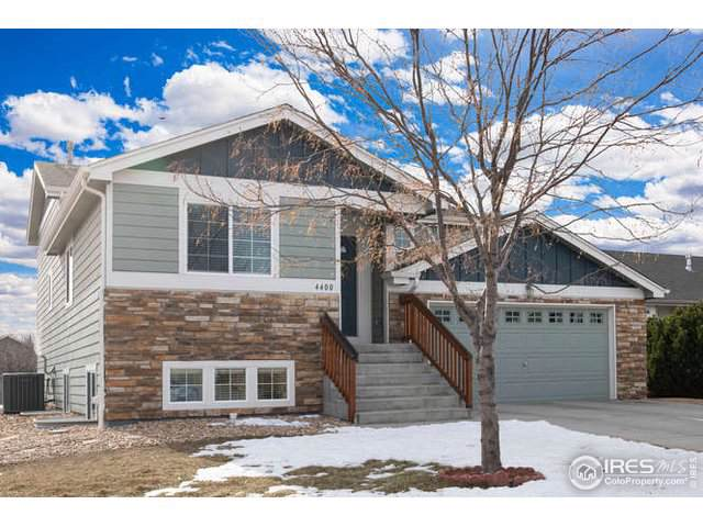 4400 Onyx Pl, Johnstown, CO 80534 (#902154) :: The Griffith Home Team