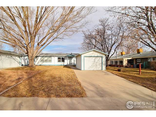 3433 35th St, Greeley, CO 80634 (#902159) :: The Peak Properties Group