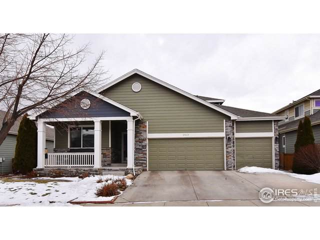 2127 Baldwin St, Fort Collins, CO 80528 (#902166) :: The Peak Properties Group