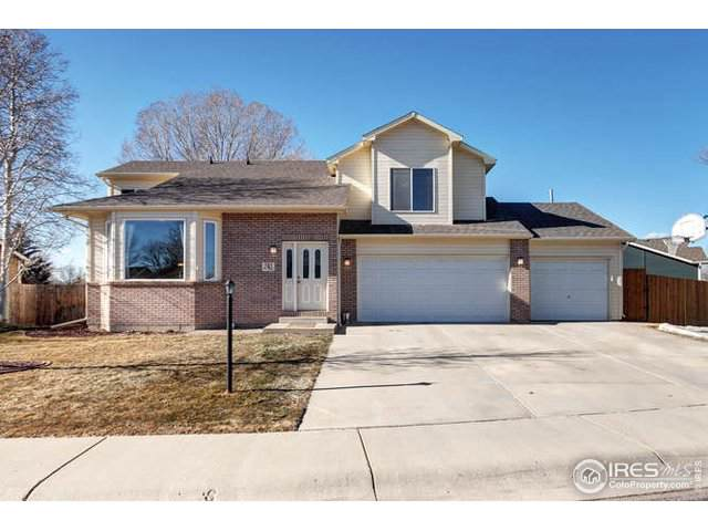 243 Morgan Dr, Loveland, CO 80537 (MLS #902179) :: Keller Williams Realty