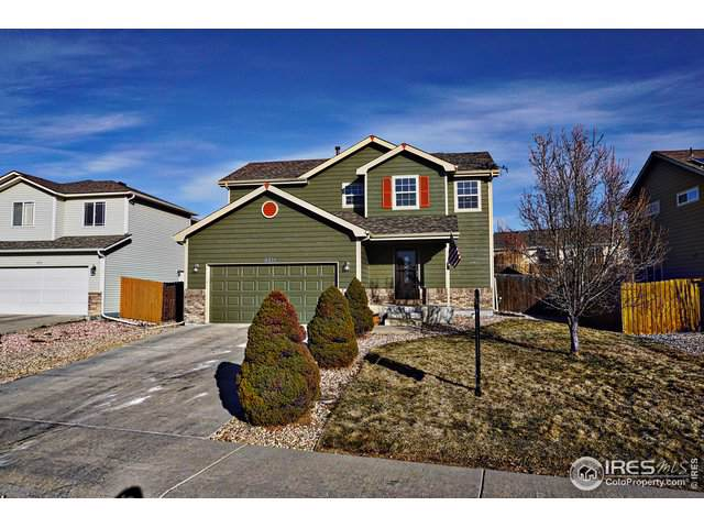 4311 W 30th St Pl, Greeley, CO 80634 (#902184) :: The Griffith Home Team