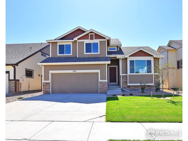 1540 Water Vista Ln, Severance, CO 80550 (#902207) :: The Margolis Team