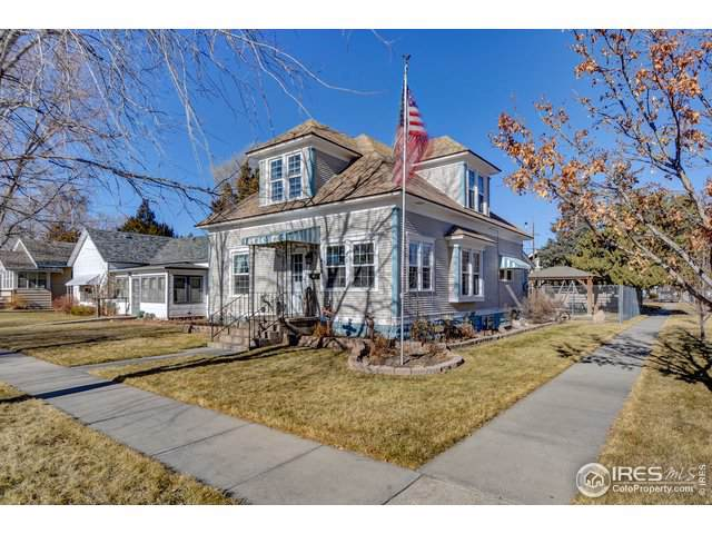 404 Park St, Sterling, CO 80751 (#902212) :: My Home Team