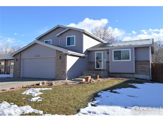 165 Walnut Ave, Eaton, CO 80615 (MLS #902214) :: 8z Real Estate