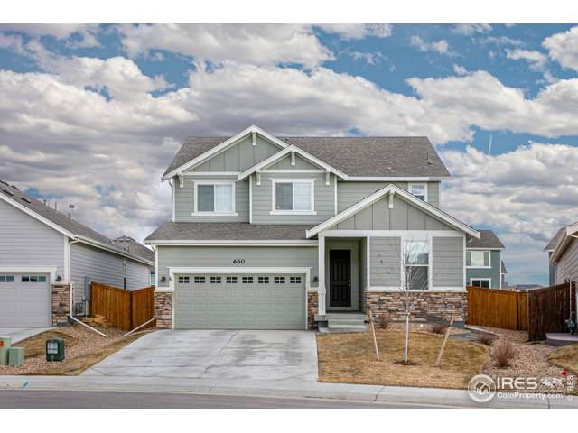660 Ten Gallon Dr, Berthoud, CO 80513 (MLS #902229) :: Keller Williams Realty