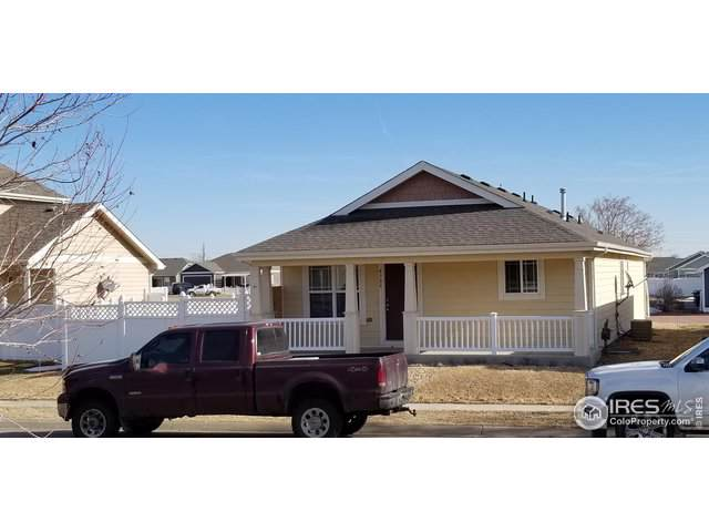 4308 Paintbrush Dr, Evans, CO 80620 (MLS #902245) :: Tracy's Team