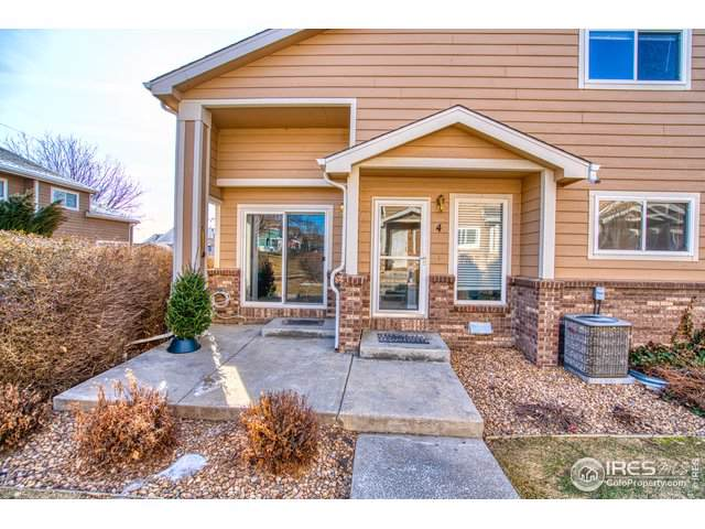 1601 Great Western Dr #4, Longmont, CO 80501 (MLS #902253) :: 8z Real Estate