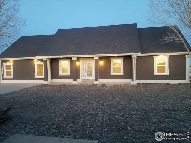 23916 County Road 55, Kersey, CO 80644 (MLS #902254) :: 8z Real Estate