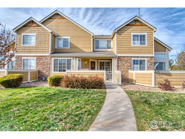 805 Summer Hawk Dr #5, Longmont, CO 80504 (MLS #902268) :: 8z Real Estate