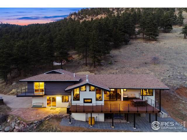 878 Sunshine Canyon Dr, Boulder, CO 80302 (MLS #902272) :: 8z Real Estate