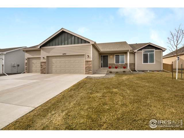 6793 Sage Meadows Dr, Wellington, CO 80549 (MLS #902278) :: Bliss Realty Group