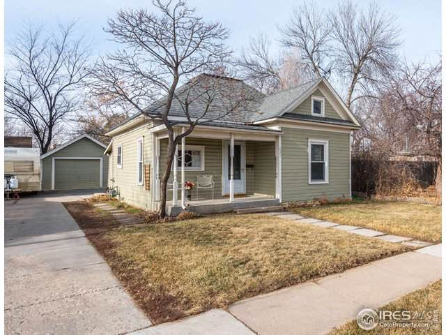 821 Garfield Ave, Loveland, CO 80537 (MLS #902287) :: Keller Williams Realty