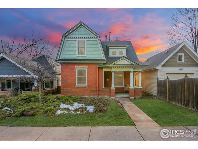 1718 Mapleton Ave, Boulder, CO 80304 (MLS #902297) :: 8z Real Estate