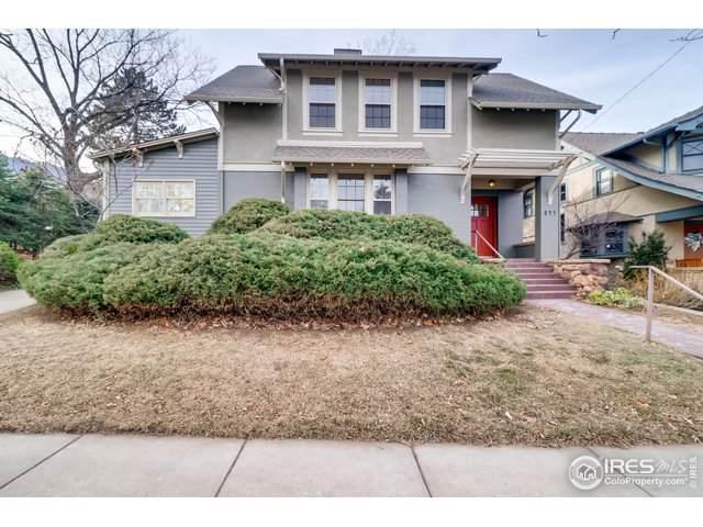 845 14th St, Boulder, CO 80302 (MLS #902302) :: J2 Real Estate Group at Remax Alliance