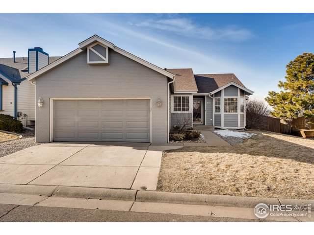 995 Cobblestone Dr, Highlands Ranch, CO 80126 (MLS #902309) :: 8z Real Estate