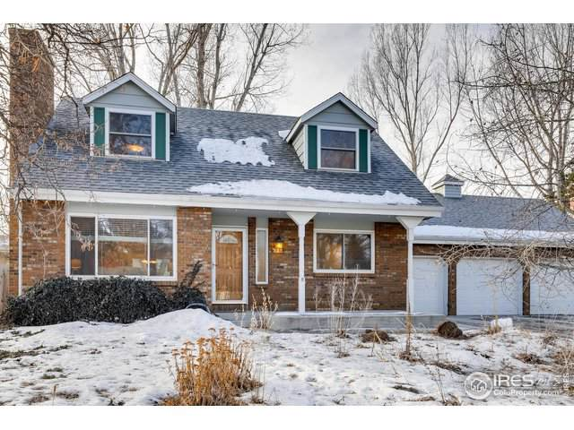 837 Columbia Rd, Fort Collins, CO 80525 (MLS #902314) :: Bliss Realty Group