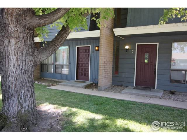 115 E Thunderbird Dr D, Fort Collins, CO 80525 (MLS #902315) :: Colorado Home Finder Realty