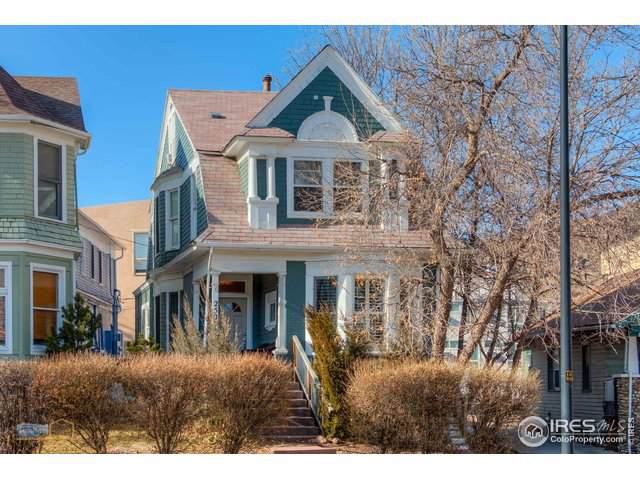 2507 Broadway St #7, Boulder, CO 80304 (MLS #902319) :: Hub Real Estate
