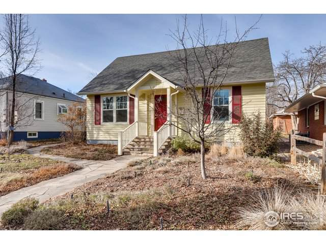 339 Judson St, Longmont, CO 80501 (#902321) :: The Griffith Home Team