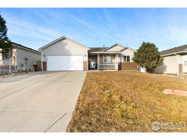 2615 Quay St, Evans, CO 80620 (#902326) :: The Griffith Home Team