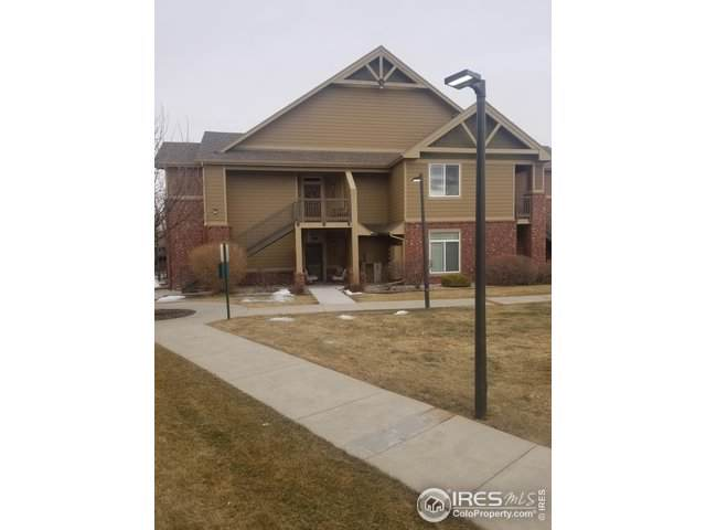 2445 Windrow Dr #101, Fort Collins, CO 80525 (MLS #902330) :: J2 Real Estate Group at Remax Alliance