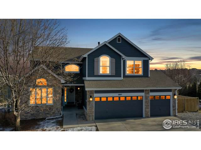 2005 Meander Rd, Windsor, CO 80550 (MLS #902342) :: Bliss Realty Group