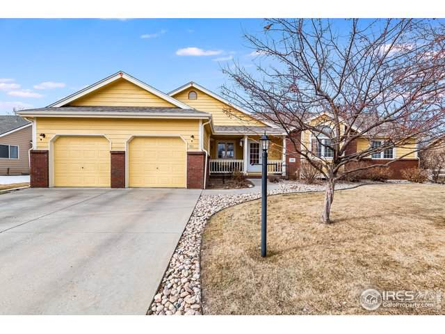 300 Tiabi Dr, Loveland, CO 80537 (MLS #902354) :: Keller Williams Realty