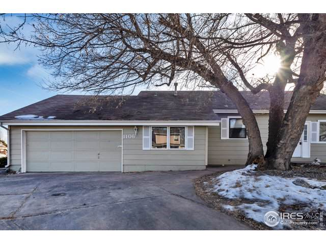 1106 Stanley Pl, Loveland, CO 80537 (MLS #902355) :: Keller Williams Realty