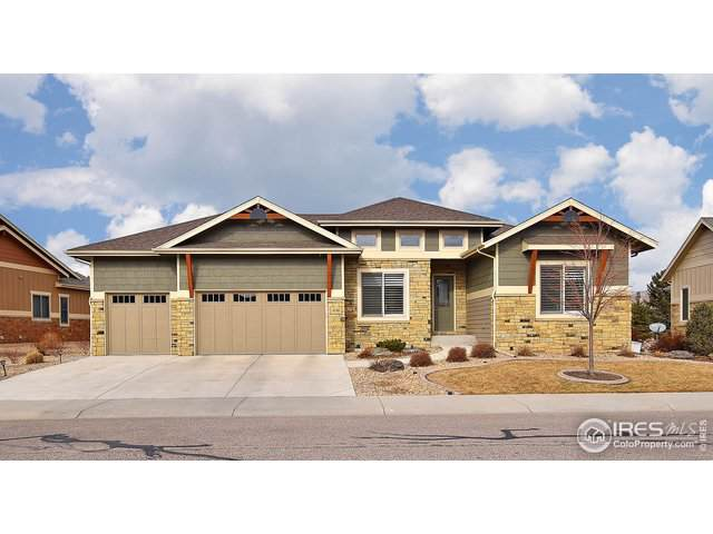 636 Deer Meadow Dr, Loveland, CO 80537 (MLS #902359) :: Keller Williams Realty