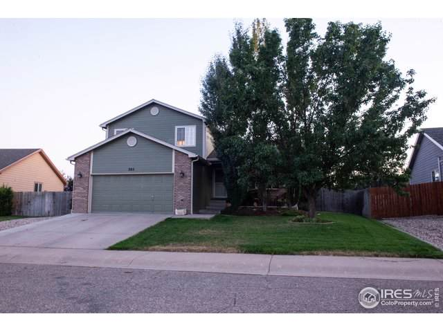 305 Granite Ct, Windsor, CO 80550 (#902378) :: The Griffith Home Team