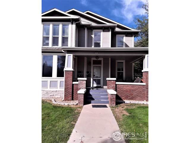 1229 10th St, Greeley, CO 80631 (MLS #902388) :: Hub Real Estate