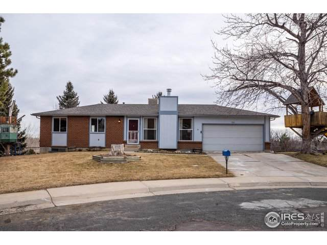 1316 N Franklin Ave, Louisville, CO 80027 (MLS #902400) :: Bliss Realty Group
