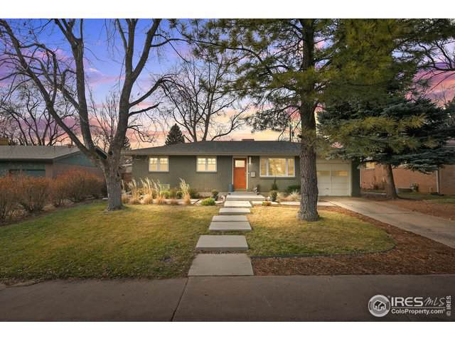 3135 23rd St, Boulder, CO 80304 (MLS #902406) :: Bliss Realty Group