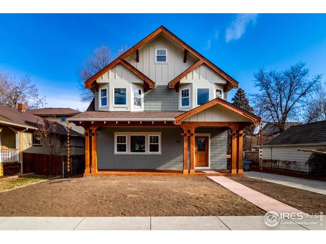 614 Gay St, Longmont, CO 80501 (MLS #902407) :: J2 Real Estate Group at Remax Alliance