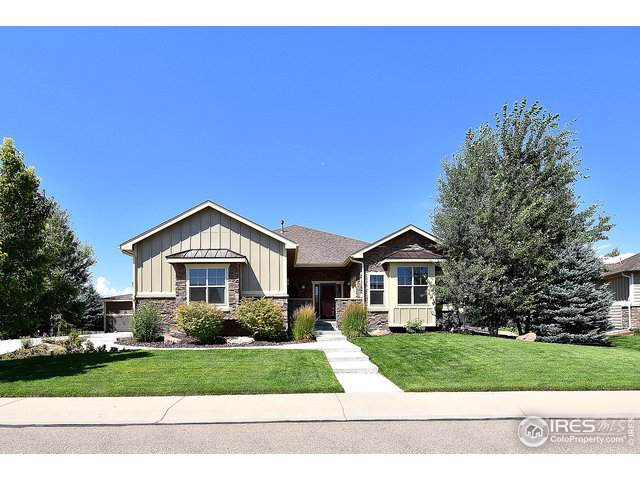 6165 Bay Meadows Dr, Windsor, CO 80550 (MLS #902409) :: Colorado Home Finder Realty