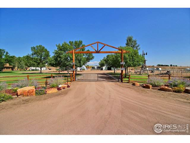 1511 E 24th St, Greeley, CO 80631 (MLS #902423) :: Windermere Real Estate
