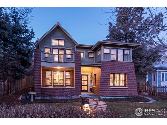 1719 Mapleton Ave, Boulder, CO 80304 (MLS #902427) :: Hub Real Estate