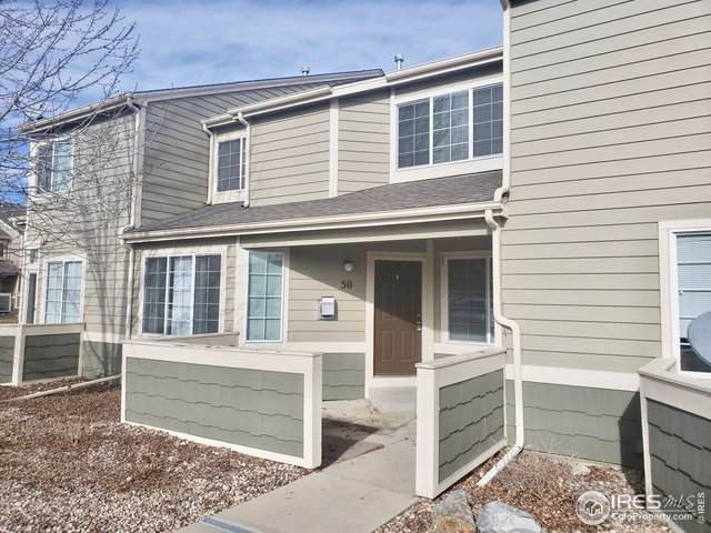 6702 Antigua Dr #50, Fort Collins, CO 80525 (MLS #902428) :: J2 Real Estate Group at Remax Alliance